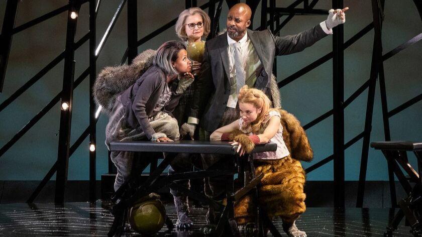 """The Squirrels"" at La Jolla Playhouse"