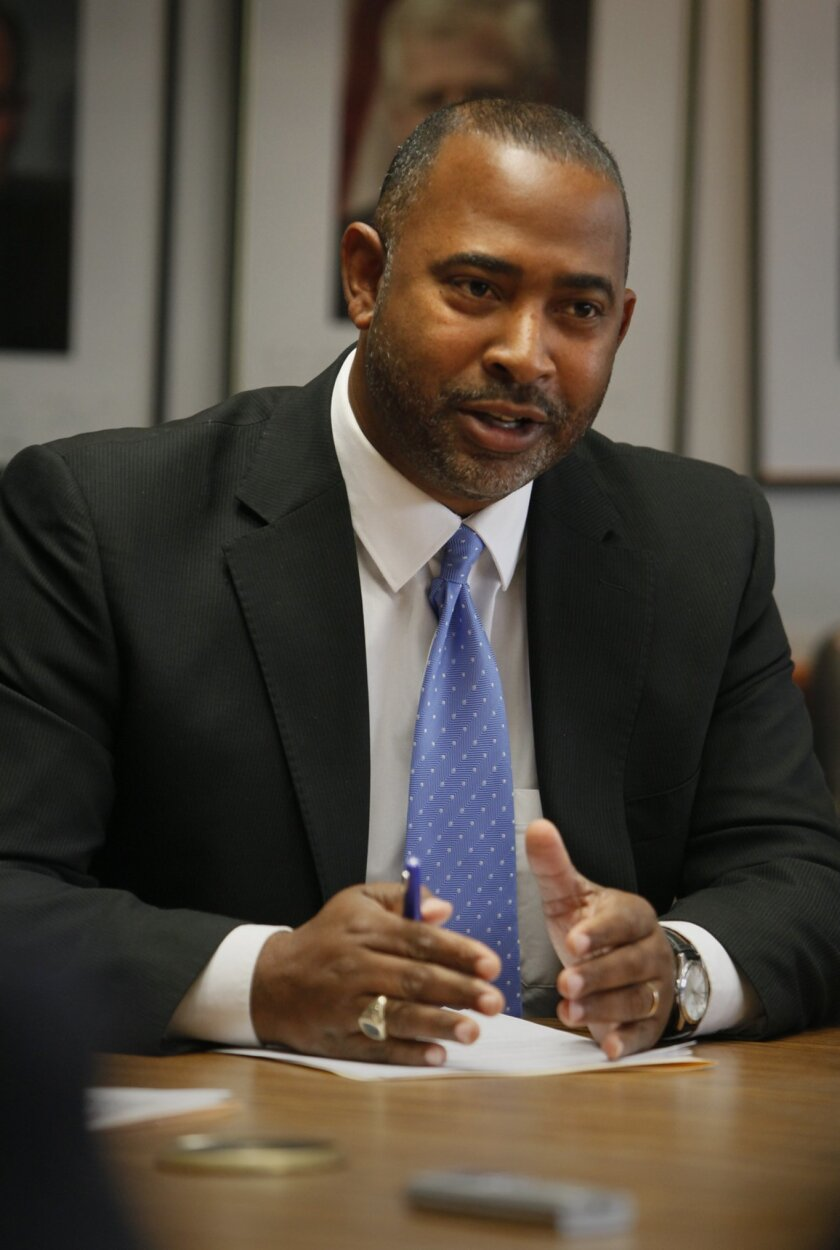 San Diego City Council President Tony Young