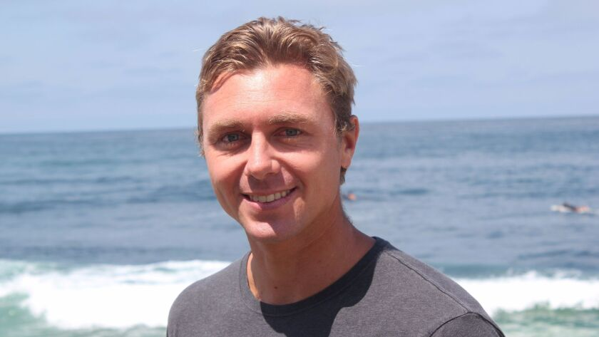 John Maher, who grew up in WindanSea, had a professional career as a 'freesurfer.'