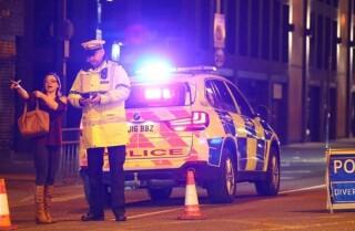 Explosión en el concierto de Ariana Grande en Inglaterra