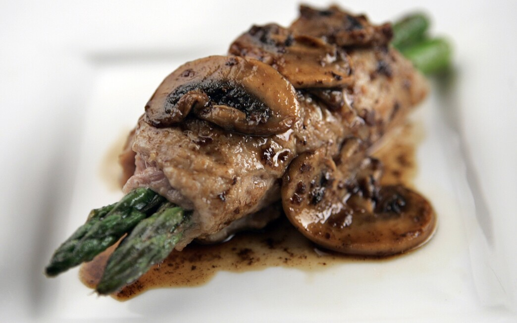 Veal Scallopini Recipe Los Angeles Times