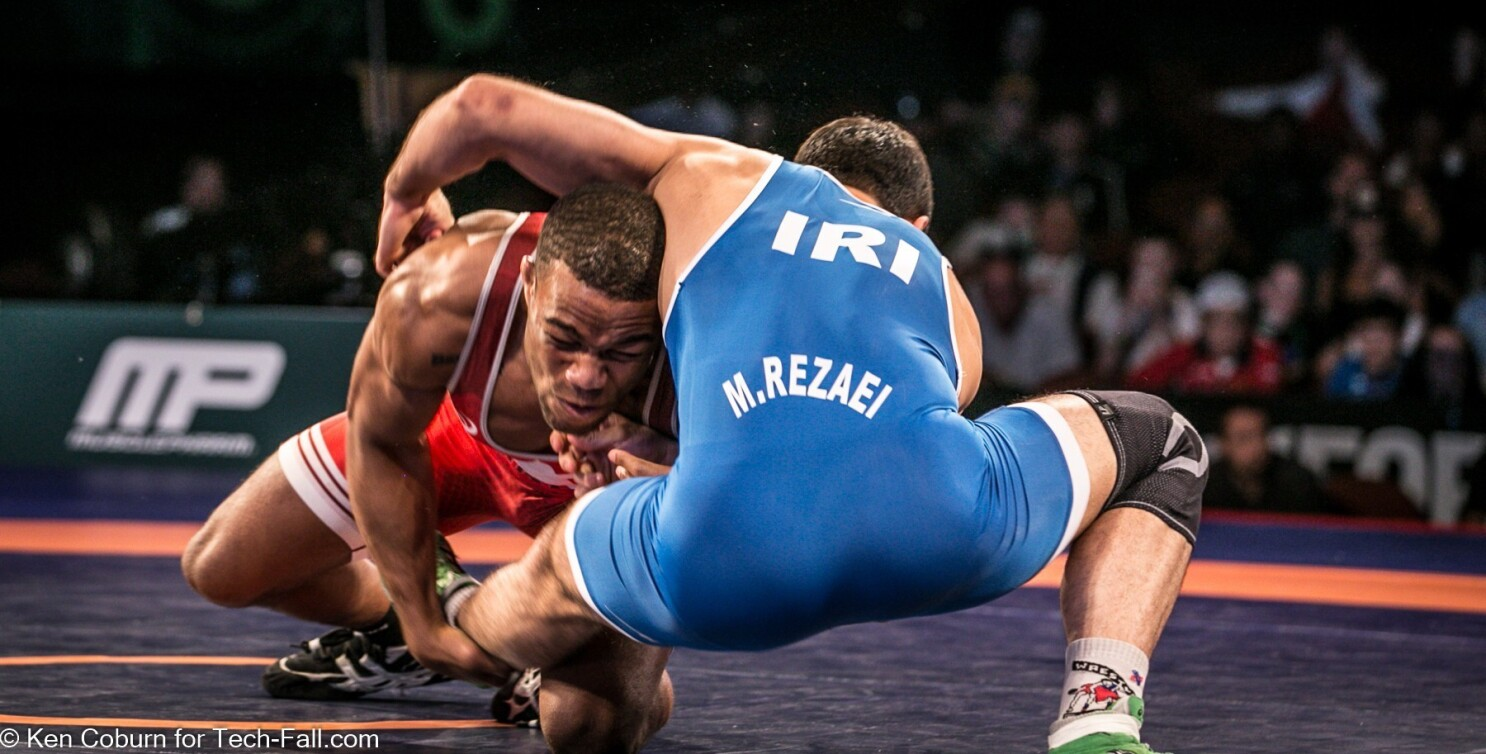 The World Wrestling Championships invade the Orleans Arena - Los ...