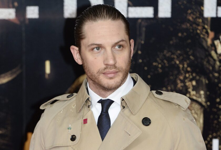 """Tom Hardy has joined the cast of """"The Revenant."""""""