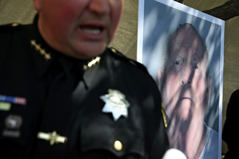 Las autoridades dieron a conocer que utilizaron bases de datos de ASDN para localizar al presunto asesino.