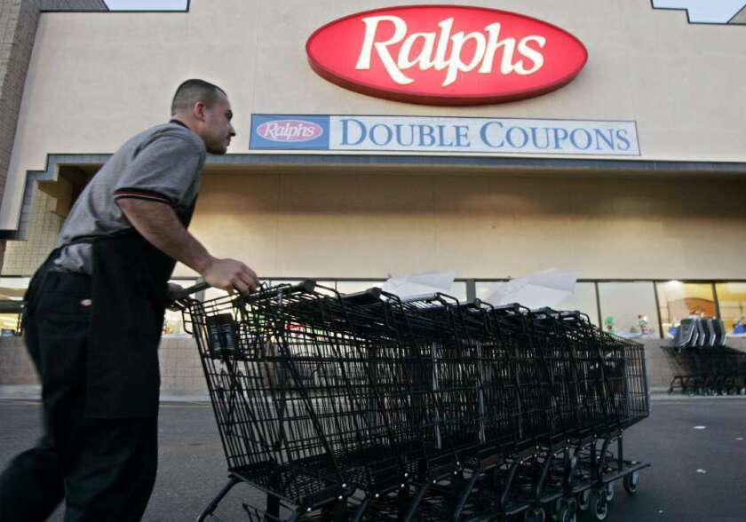 Ralphs and CVS stores have agreed to promote Covered California