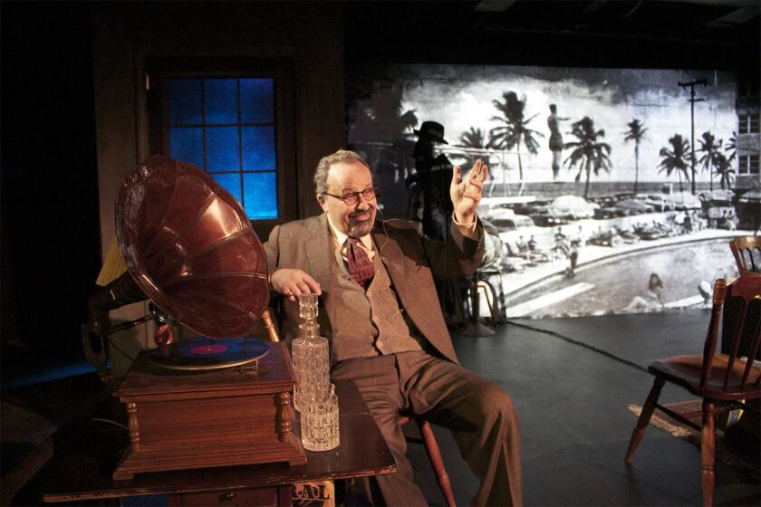 'Altman's Last Stand' at the Zephyr Theatre