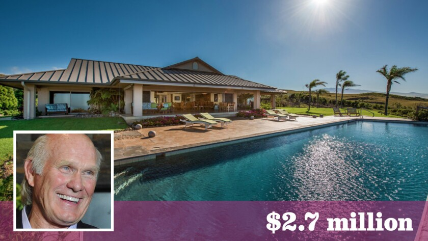 Hot Property | Terry Bradshaw