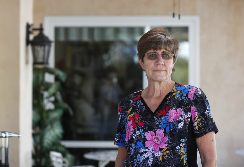Linda Cioffi, owner of the Alpine View Lodge, doesn't know when her residents and staff may receive the vaccine.