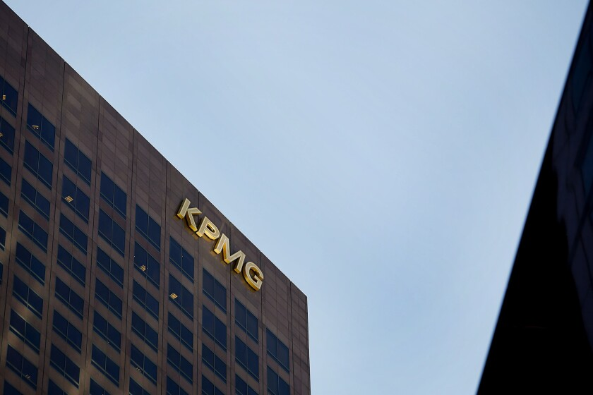 Anxiety high at KPMG's office in Los Angeles