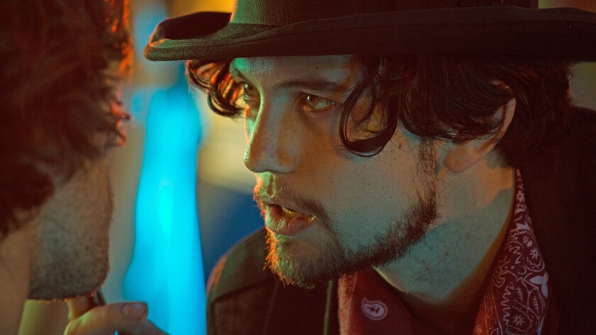"Jackson Rathbone in the movie ""City of Dead Men."""
