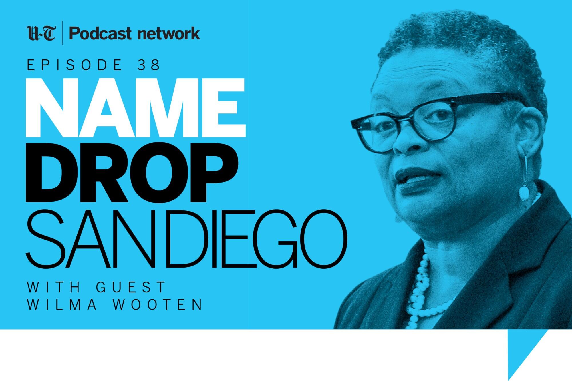 Dr. Wilma Wooten on Name Drop San Diego