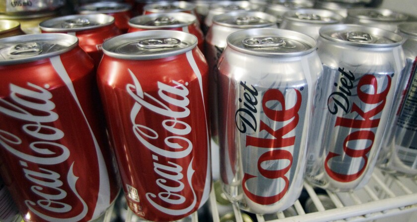 The Coca-Cola Co. plans to help collect and recycle a bottle or can for every one that it sells by 2030. The beverage company is also working on making all of its packaging 100 percent recyclable worldwide. Coca-Cola said Friday, Jan. 19, 2018, that it's creating bottles with more recycled content by developing plant-based resins.