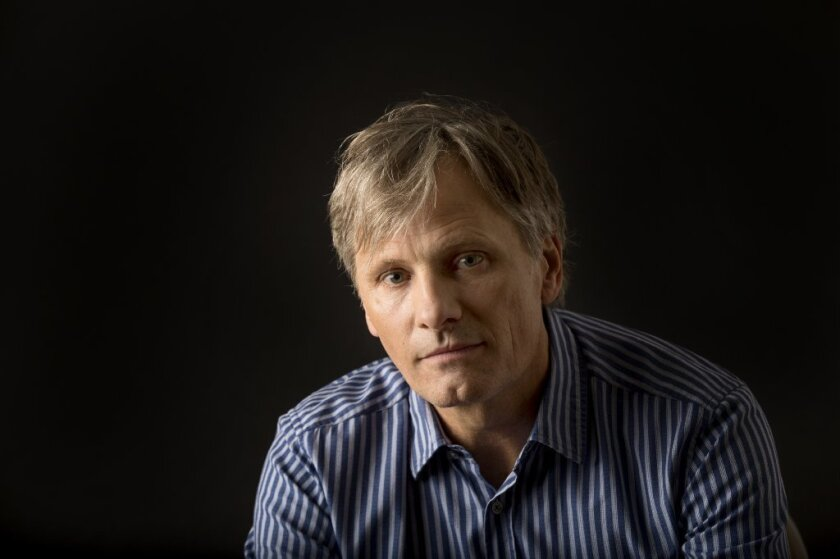 "Viggo Mortensen, star of ""Captain Fantastic."""