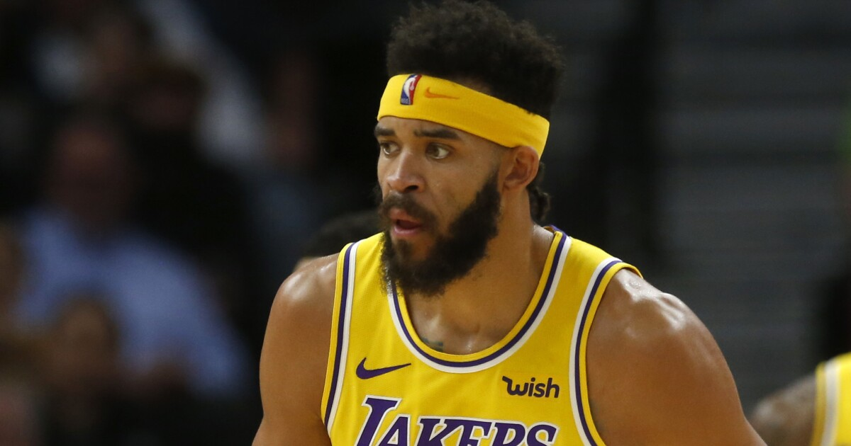 Lakers' JaVale McGee sells Encino home he bought from Marc Anthony