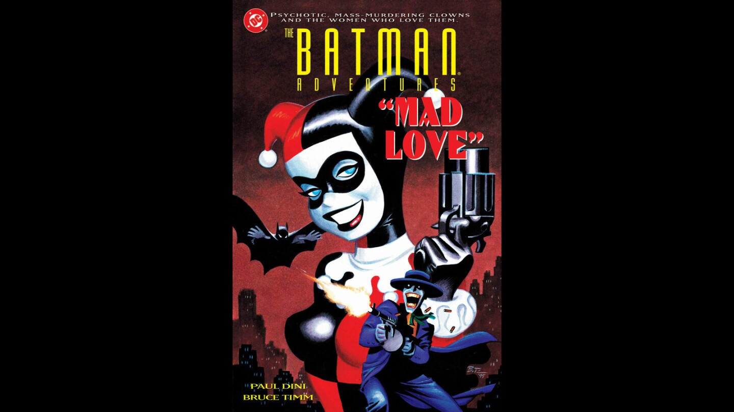 'The Batman Adventures: Mad Love'