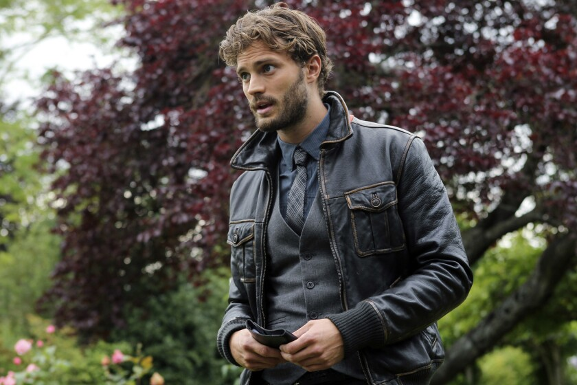 """Jamie Dornan, seen in """"Once Upon a Time,"""" has been cast to play Christian Grey in the film adaptation of """"Fifty Shades of Grey."""""""
