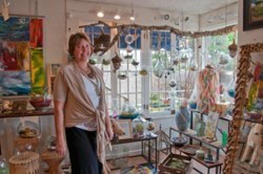 Elizabeth Levine at The Living Studio