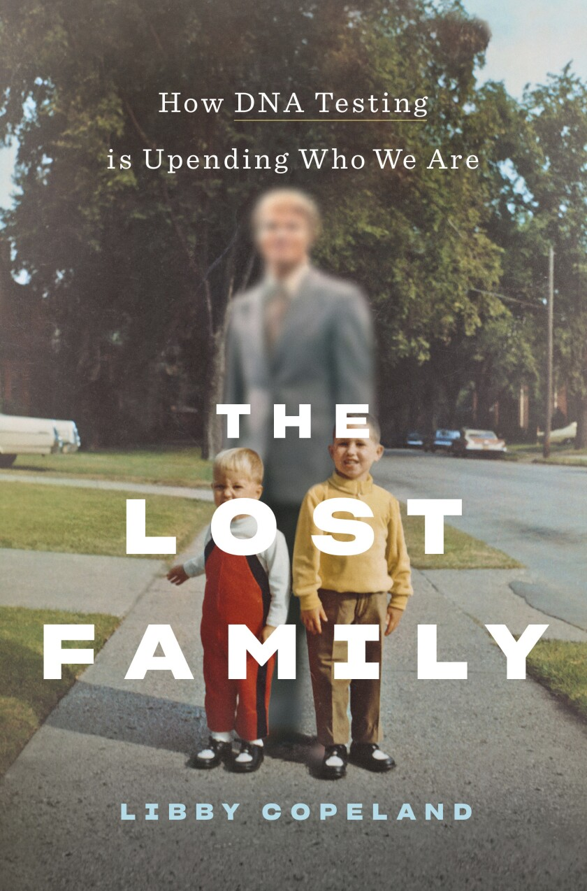 Book Review - The Lost Family