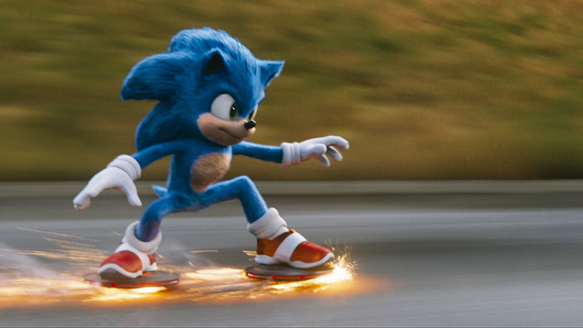 Review: After his makeover, 'Sonic the Hedgehog' is legit funny, heartwarming and entertaining