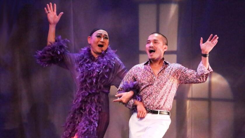 East West Players' 'La Cage aux Folles'