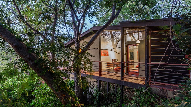 Pasadena tree house
