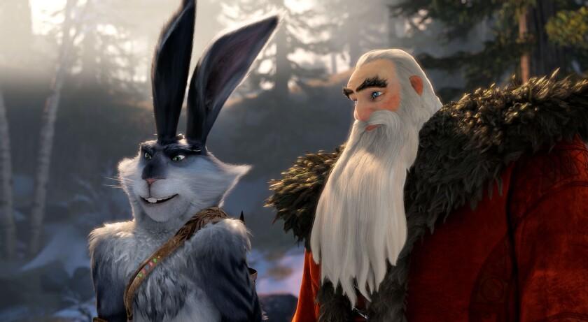 DreamWorks Animation takes $87 million write-down on 'Guardians'