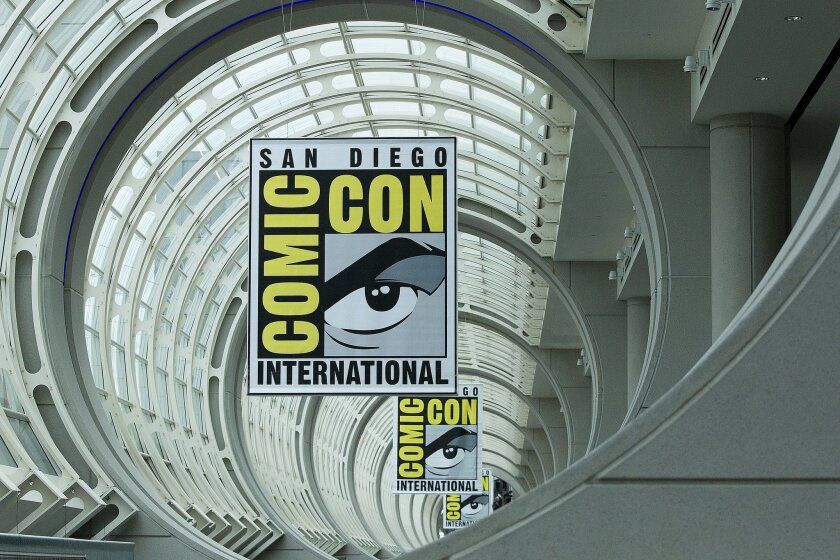 Comic-Con hopes to expand its already global reach with a new subscription video on demand service that it's partnering on with the film studio Lionsgate.