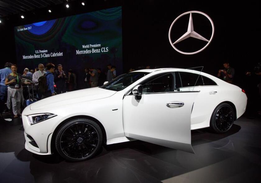 La calidad de los vehículos nuevos sigue aumentando según el Estudio de Calidad Inicial que elabora anualmente la firma J.D. Power, que ha concluido que hay mejora en 21 de las 31 marcas analizadas. EFE/Archivo