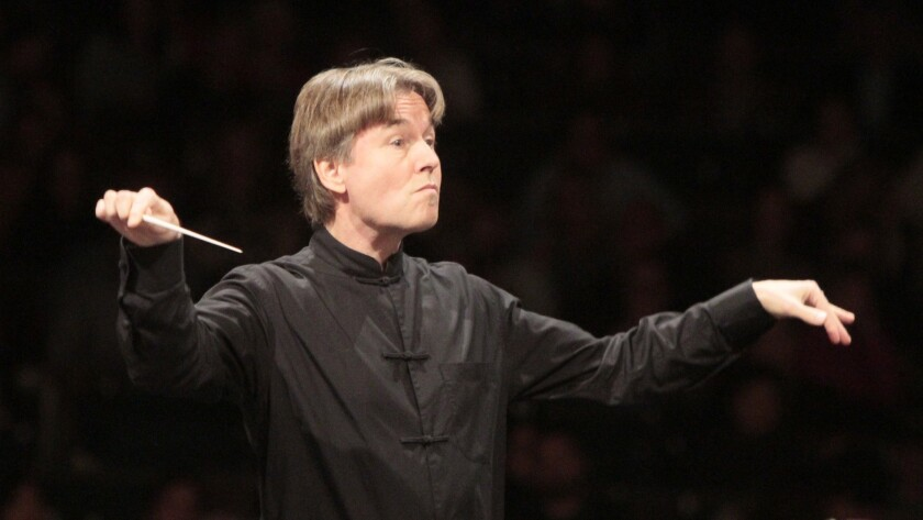 Esa-Pekka Salonen leads the L.A. Phil in a series of concerts exploring the music of Weimar-era Germany.