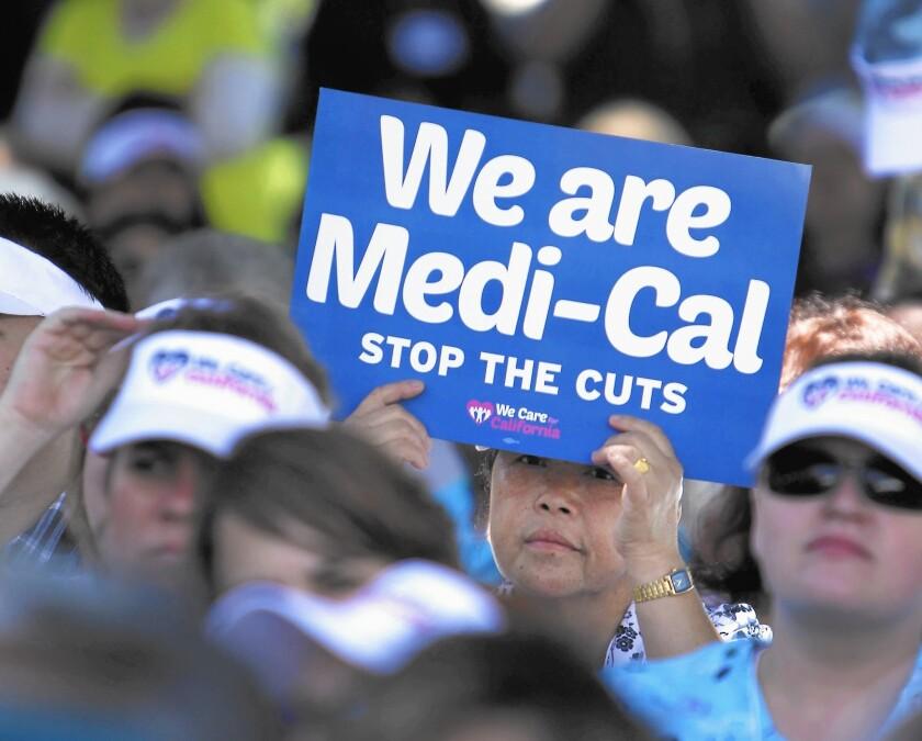 Legislature and Medi-Cal reimbursements