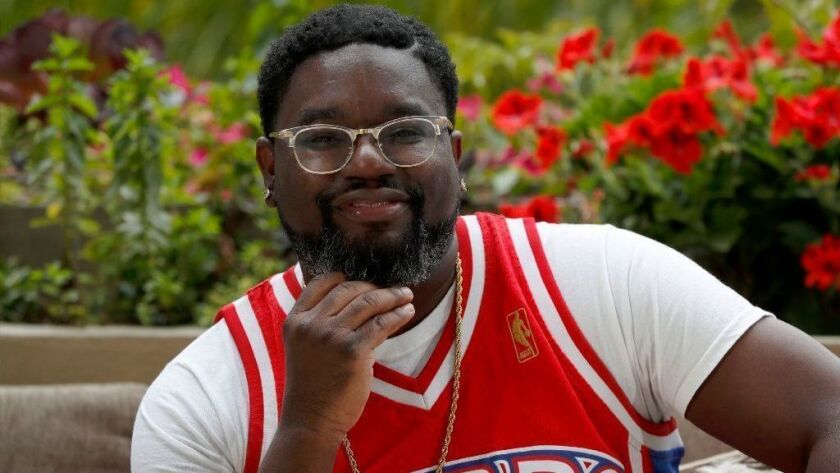 huge selection of e2db8 3b3cf Get Out' breakout Lil Rel Howery takes the lead in 'Uncle ...