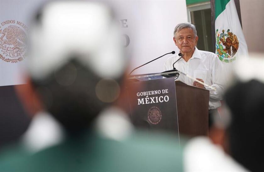 López Obrador anuncia iniciativa para crear Instituto de Salud para Bienestar