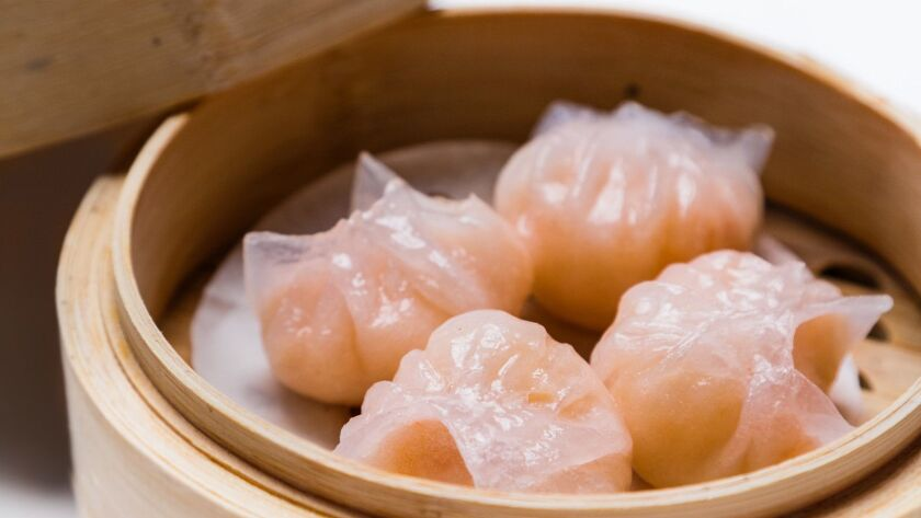 The steamed shrimp dumpling is opening a location at the Palms Casino Resort in Las Vegas in 2019. C