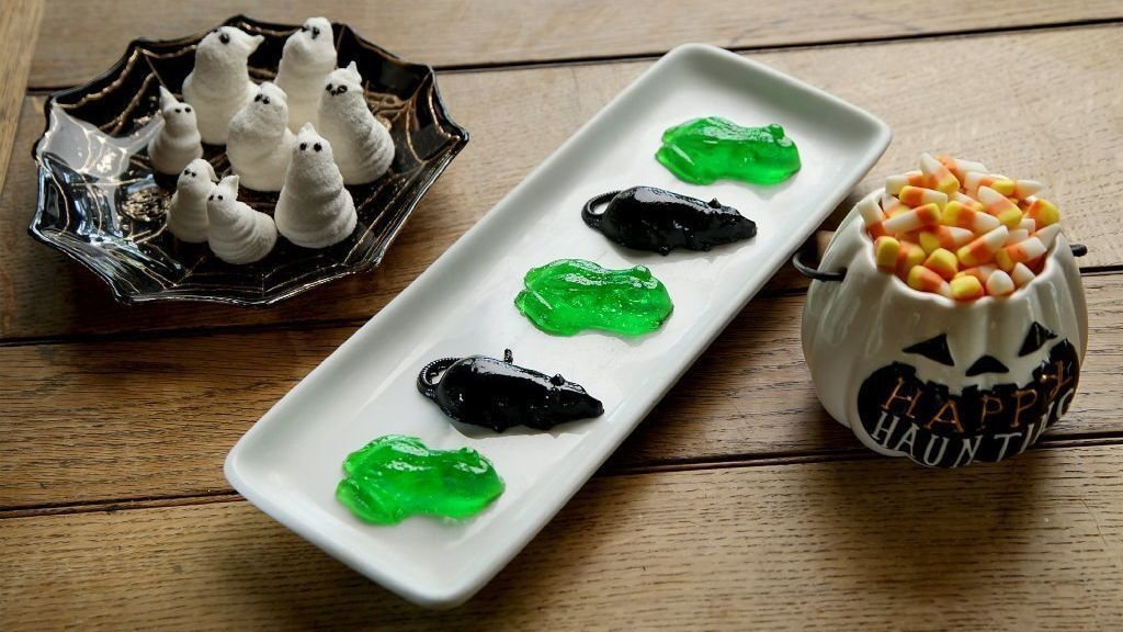 The tricks behind the treats: Homemade Halloween candy ...