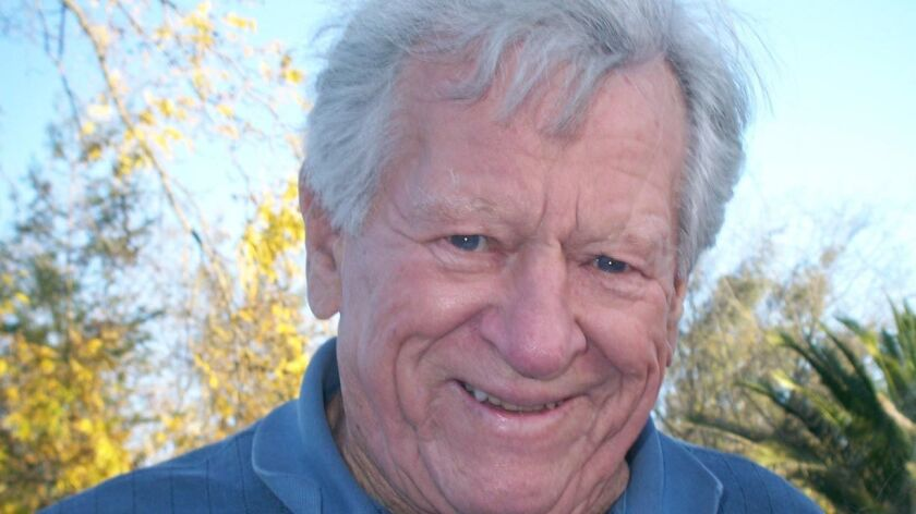 """Funeral services will be held Jan. 19 for Rudolph Walter """"Rudy"""" Matz, an early Poway resident, forme"""