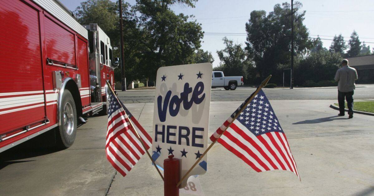 With Prop. 17, voters to decide whether parolees can vote in California