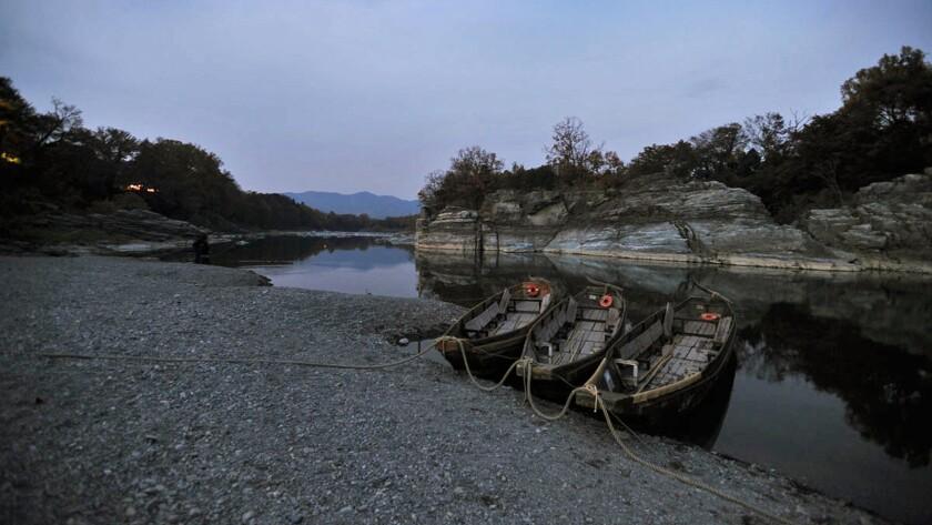 'The Boatman'