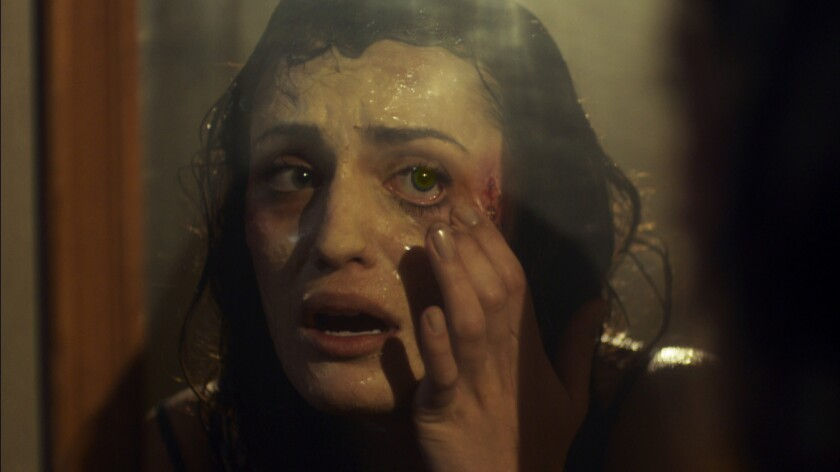 """Elma Begovic in horror movie """"Bite."""""""