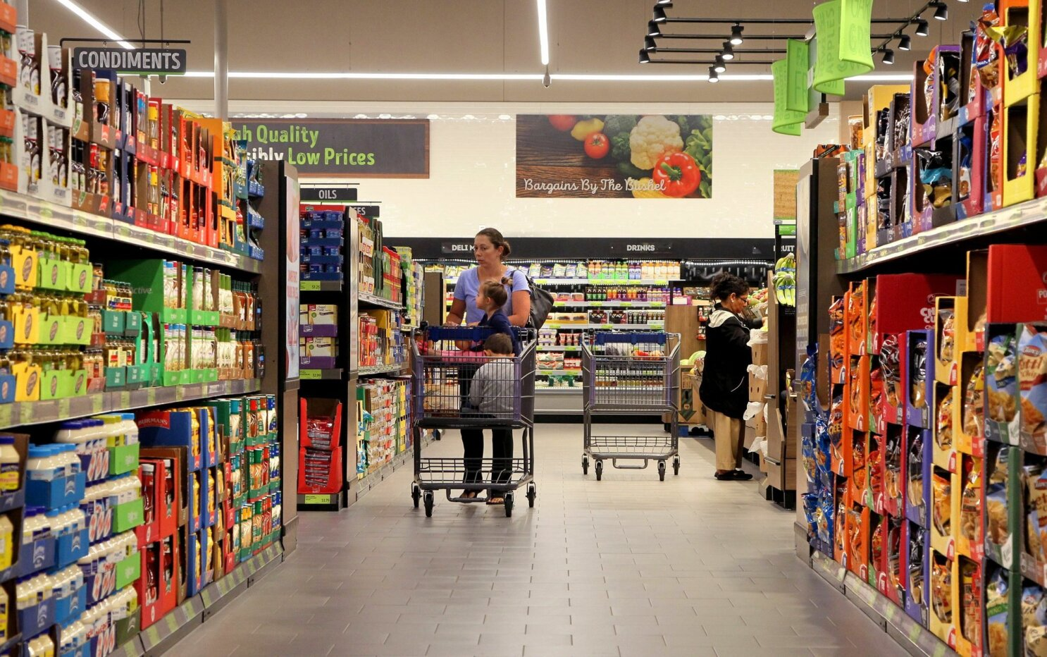 Aldi opens Oceanside location, marking the third opening in San Diego County this year