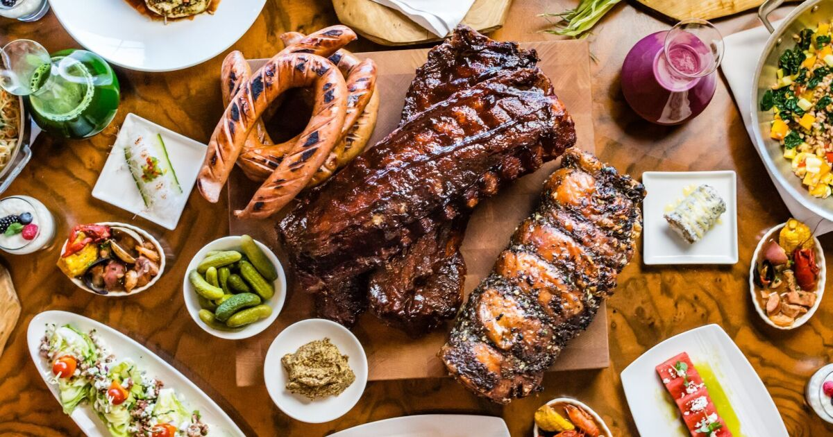 Las Vegas buffets: Your guide to lavish nonstop dining on the Strip