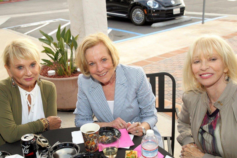 Lily Vantosh, Heather Duze, Sylvia Steding
