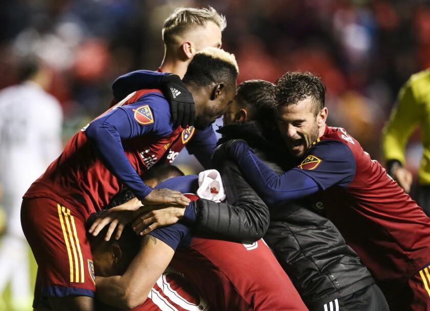 APphoto_MLS Timbers Real Salt Lake Soccer