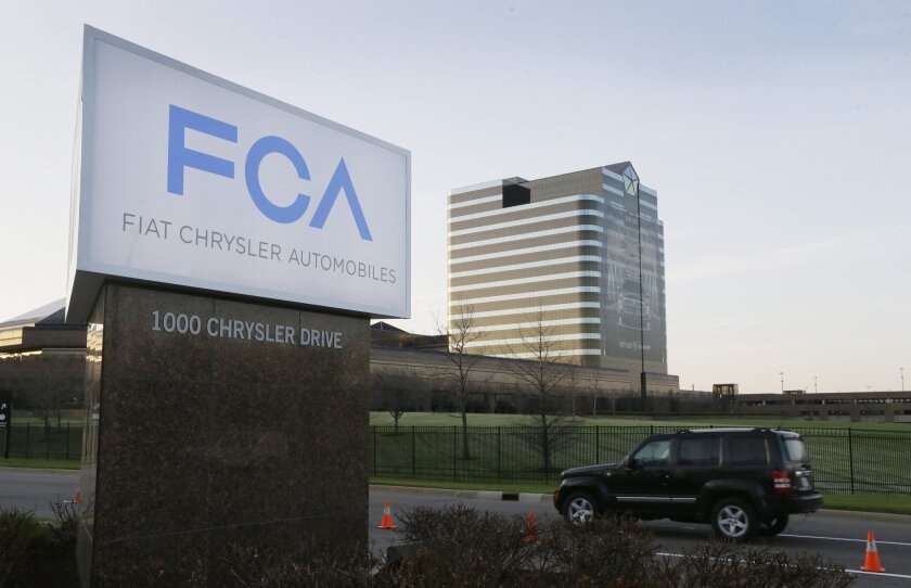 Fiat Chrysler said it intends to present its case to the incoming Trump administration.