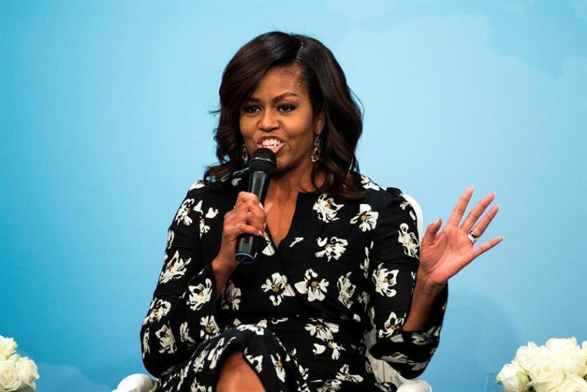 La ex primera dama estadounidense, Michelle Obama.