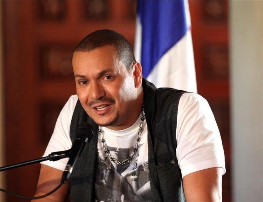 Imagen de archivo del cantante puertorriqueño Víctor Manuelle. EFE/Archivo