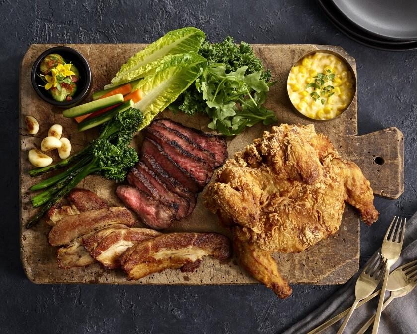 Bibigo Kitchen brings its modern Korean menu to Westfield Century City.