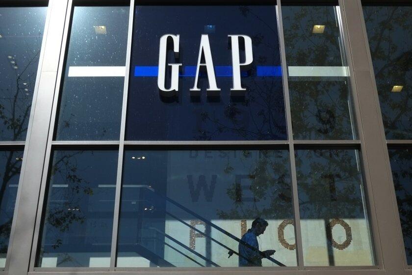 nyanser av känsliga färger Toppkvalité Gap closing 175 namesake stores to boost brand - The San Diego ...