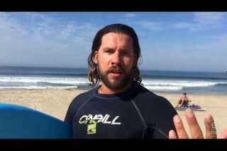 Surf's Up | Newbies learn how to hang ten along the California coast