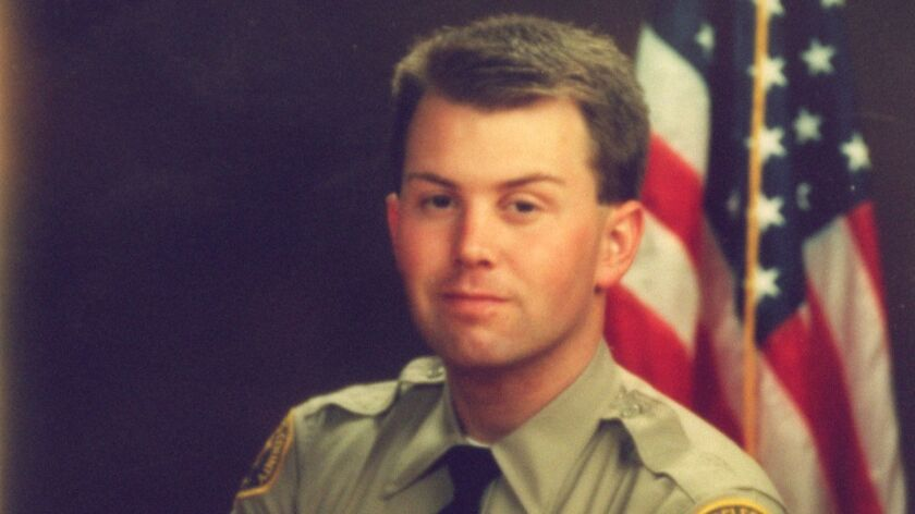 Deputy Steven Belanger died on Tuesday, 24 years after he was shot in the head while on duty.