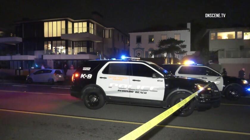 Redondo Beach police shoot man during domestic disturbance